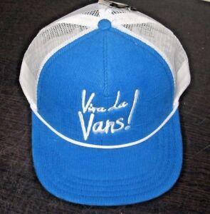 d7fdee9240 Vans Shoes Freeman Trucker Viva La Vans Snapback Corduroy Hat Cap ...