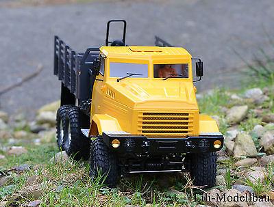CROSS-RC Trial Truck KIT KC6E 6x6, NEU, OVP