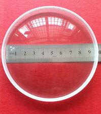 Brennweite -300mm Großes Doppel Konkavlinse optisches Glas-Durchmesser 100mm