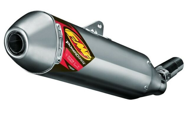 FMF Racing Powercore 2.1 Aluminum Silencer Slip-On Exhaust Muffler 25213