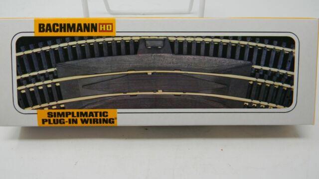 railroad bachmann ho gauge track set- no  44-2770- new