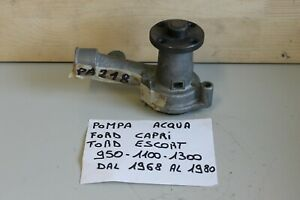 POMPA ACQUA FORD CAPRI-ESCORT RS COD. 5005054-1487478-EPW730