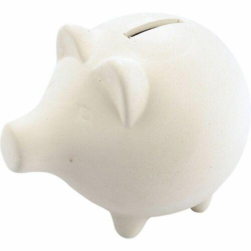 Creative ✔ DIY ✔ Money Saving Piggy Bank ✔ Chalk Creative ✔ 100/%Terracotta