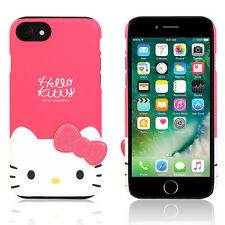 iPhone 7 6S 6 Plus Hello Kitty My Melody Cinnamoroll Double Layer Hybrid Case