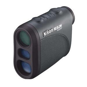 Nikon Aculon AL11 Laser Rangefinder Black