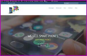 MOBILE-PHONES-Website-Earn-253-98-A-SALE-FREE-Domain-FREE-Hosting-FREE-Traffic