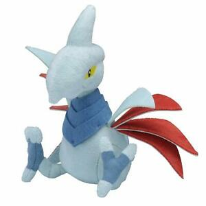 Muneco-de-peluche-de-Pokemon-Center-Original-Limitada-Pokemon-Fit-Skarmory-Japon-oficial