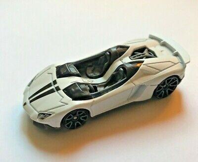 Hot Wheels Lamborghini Aventador J HW Lamborghini Series ...