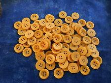botones vintage ,blanco marfil lot de 10