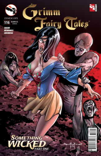 NM Grimm Fairy Tales 116 or better! Cover B