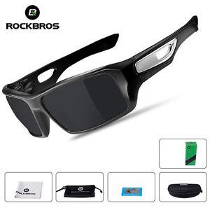 eb14ebe355 Image is loading ROCKBROS-Polarized-Bike-Bicycle-Cycling-Sunglasses-Eyewear- Goggles-