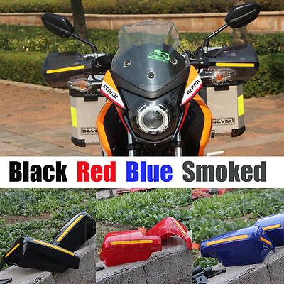 "Motorcycle Dirt Bike 7/8"" MX ATV Brush  Hand Guard Handguards For Yamaha Honda"