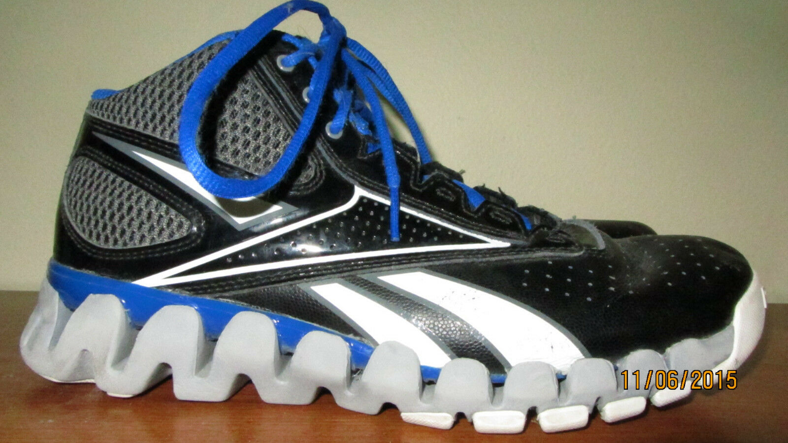 competitive price 749df a64f0 6.5 Reebok Zigtech Zig Pro Size 6   1 2 Athletic Athletic Athletic Basketball  Shoes 86071f