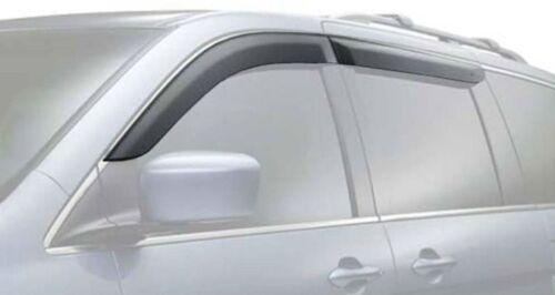 08R04-SHJ-100A Genuine OEM Honda Odyssey Door Visor Set 2008-2010