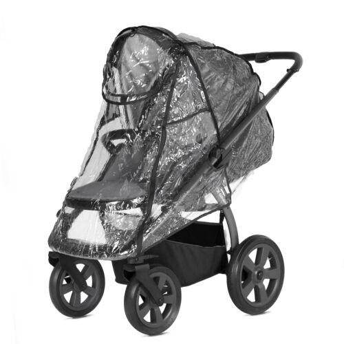 X-lander Regenschutz X-COVER-MOVE Kinderwagen Regenverdeck Regenabdeckung Folie
