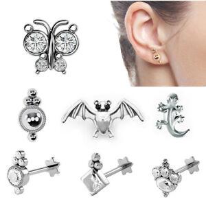 Monroe-Labret-Stud-Lip-Ring-Ear-Cartilage-Tragus-Helix-Piercing-Earring-Steel
