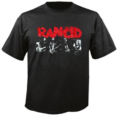 Let the Dominoes Fall T-Shirt RANCID
