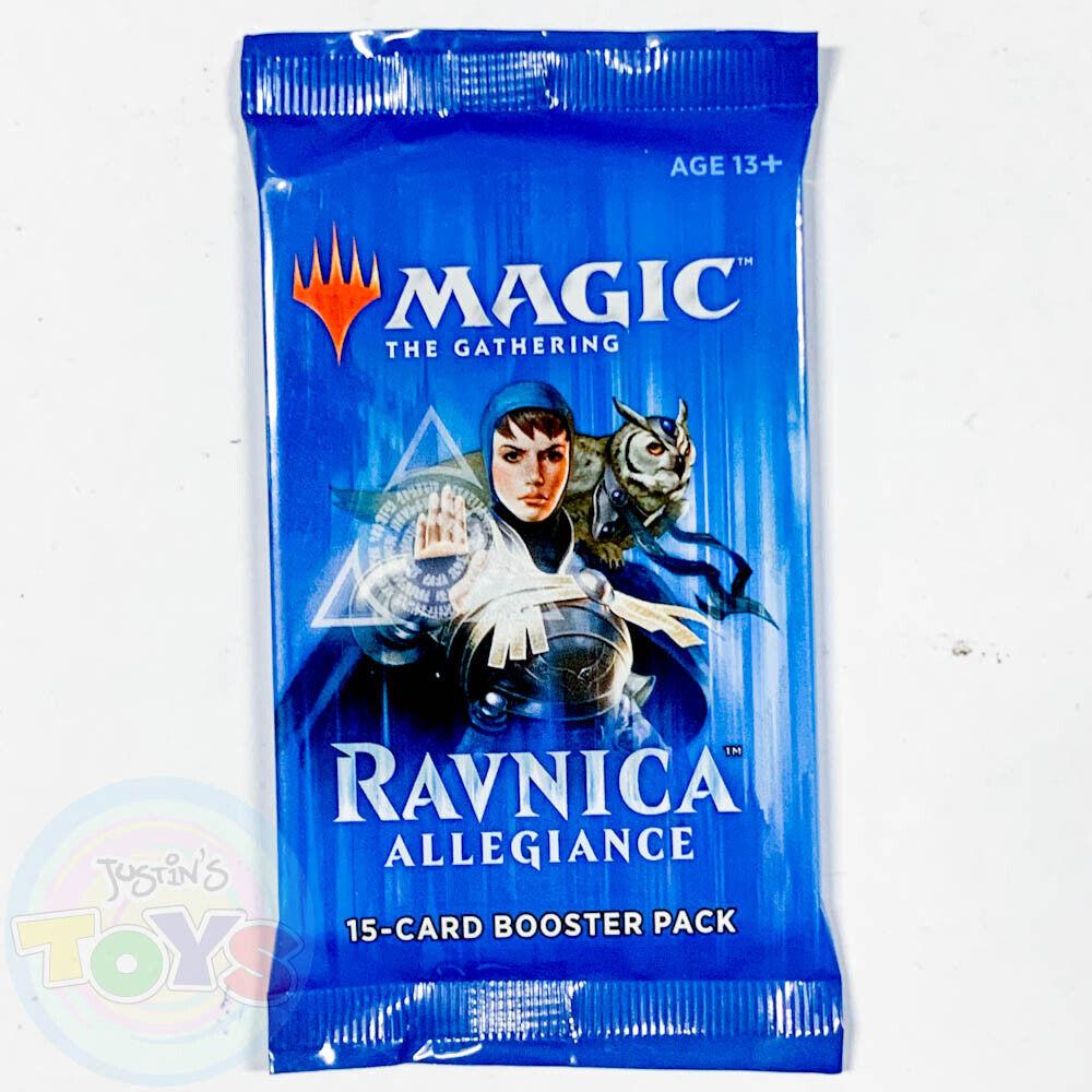 10x Ravnica Allegiance Booster Packs MTG