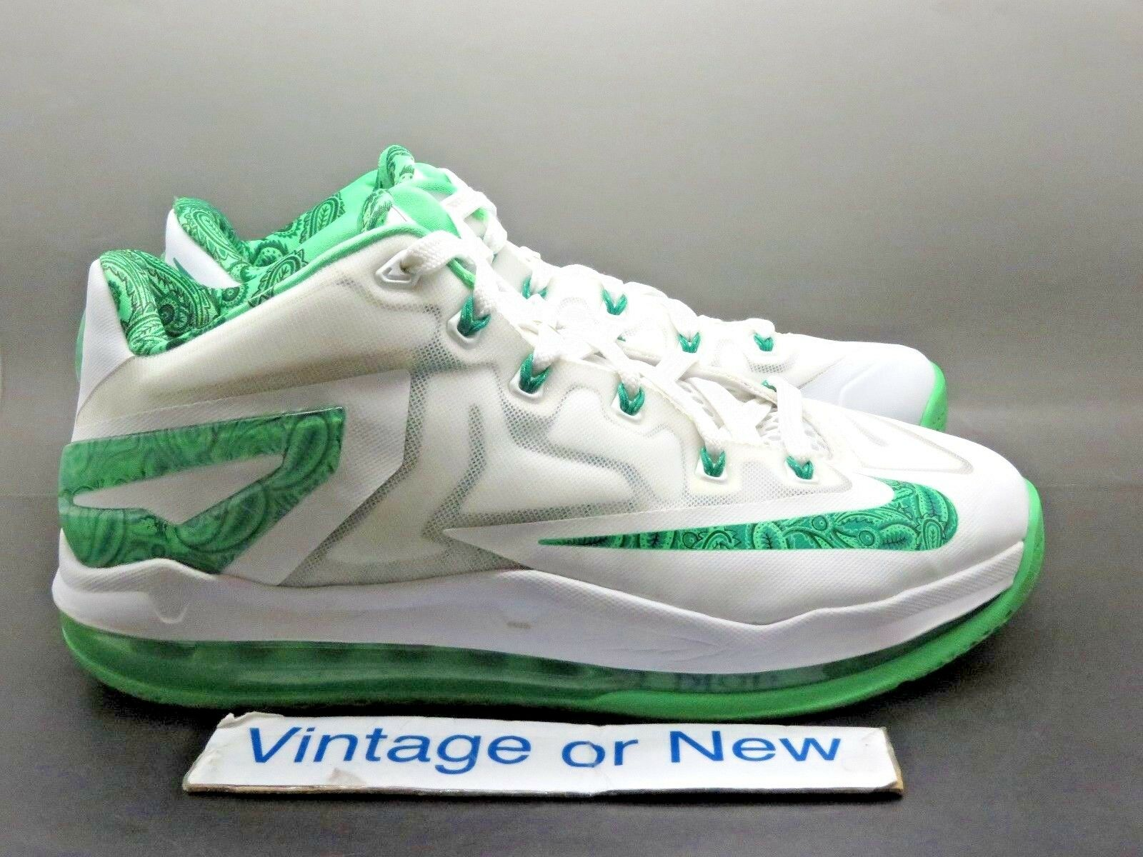 the latest 0ac02 cd03a Nike LeBron LeBron LeBron XI 11 Low Easter sz 8 B-Grade fc8b5a