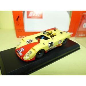 PORSCHE-FLUNDER-908-2-N-30-LE-MANS-1971-BEST-9150-1-43-Abd