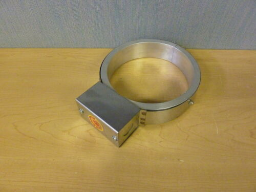 "Tempco Starlfex MXH01887 D 950W 240V Band Heater 1-1//2/"" W 6/"" ID 12545"
