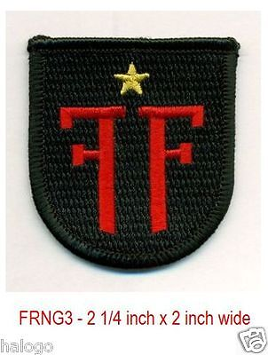 FRINGE DIVISION TV SHOW BERET PATCH - FRNG3