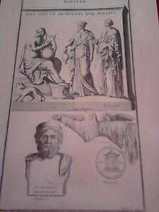 GRAVURE-ANCIENNE-D-039-EPOQUE-JUPITER-BOISSARD-BRONTONTI-FORMAT-25-x-40-cm