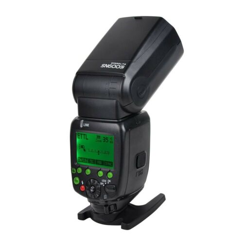 Shanny SN600C camera speedlite flashgun flash for Canon ETTLMMulti Highspeed