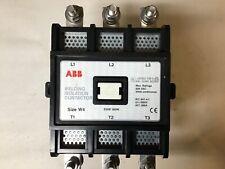 Abb Ehw160w Welding Contactor 120 Volt Coil