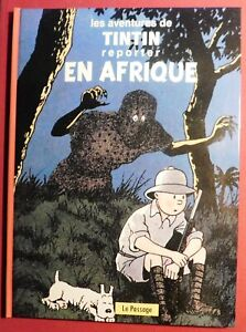 PASTICHE. TINTIN EN AFRIQUE. les aventures turques n°3. Cartonné 48 pages coul.