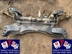 2007-LDV-Maxus-front-subframe-with-steering-rack