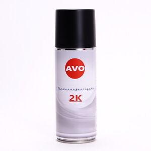 AVO-Lackspray-2K-Autolack-RAL-9005-schwarz-matt-E0224