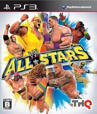 (Used) PS3 WWE All-Stars  [Import Japan]((Free Shipping))