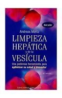 Limpieza Hepatica Y De La Vesicula (coleccion Salud Y Vida Natu... Free Shipping
