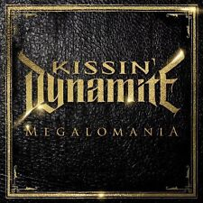 Kissin' Dynamite, Kissin Dynamite - Megalomania [New CD] Ltd Ed, Digipack Packag
