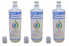 3 x Aqua Quality Insinkerator-Water Filter Compatible- F701R, Save £££S