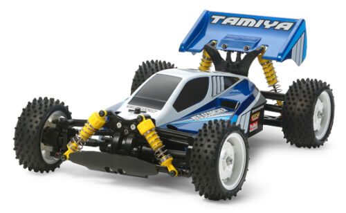 Fast Charge Twin Stick Deal Tamiya 58568 Neo Scorcher Buggy RC Kit