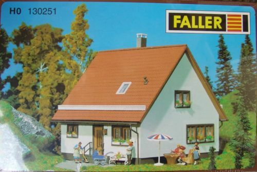 Faller 130251 PCS unifamiliare #neu in OVP #