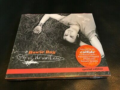Stop All The World Now Special Edition Promo Slipcase By Howie Day Cd 827969356029 Ebay