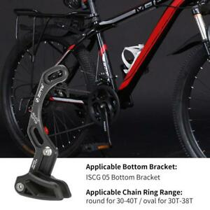 MTB Aluminum Chain Guide Direct BB Mount For MTB Road Mountain Bike Single Ring