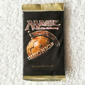 MTG Magic the Gathering English CHRONICLES Factory Sealed Loose Booster Pack