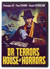 Dr. Terrors House of Horrors (DVD, 2015)