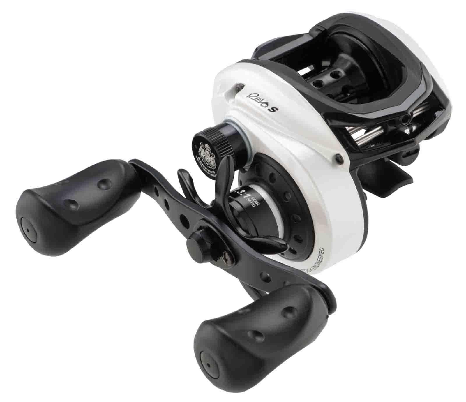 Abu Garcia Revo 4S Low Profile Bait Caster Fishing Reel - All Sizes