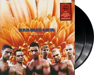 Rammstein-034-herzeleid-034-remastered-180g-heavyweight-Vinyl-2LP-Album-1995
