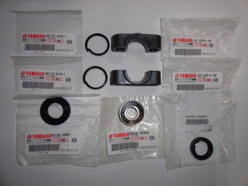 Steering Bearing Bushing Seal OEM Genuine Yamaha Grizzly 350 600 660 Kodiak 400