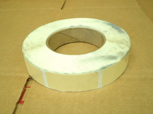 "3M 2.31/"" X 1/"" Roll of 1000 Pre-Cut Masking Tape Labels"