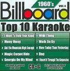 Billboard Top 10 Karaoke 1960's 4 Various Audio CD