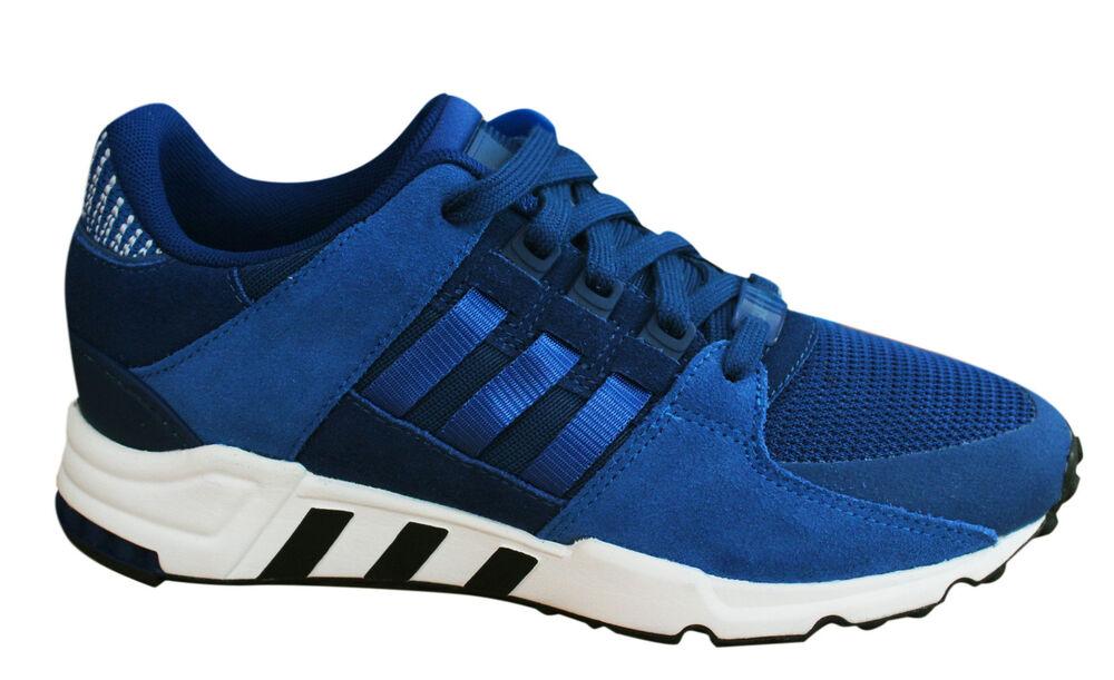 Adidas equipment support raffiné Baskets Homme à Lacets Chaussures Bleu BY9624 M17-