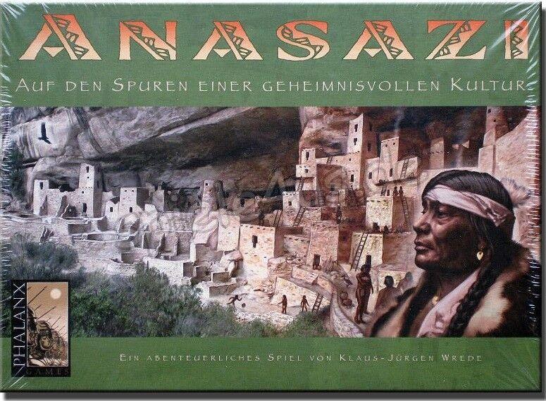 Jeu de société Anasazi - - - En allemand - Neuf, encore emballé - Phalanx - Deutsch ad579b