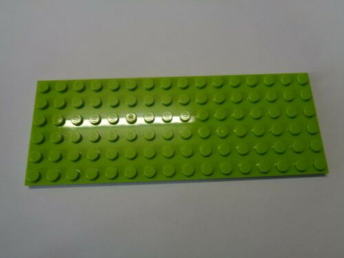 LEGO brique plaque plate platten 6x16 choose color Neuf New 3027
